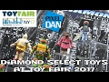 Diamond Select Toys Product Walkthrough at New York Toy Fair 2017