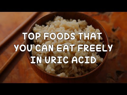 [GOUT] - Top Foods That You Can Eat Freely In Uric Acid, How To Decrease Uric Acid permanently