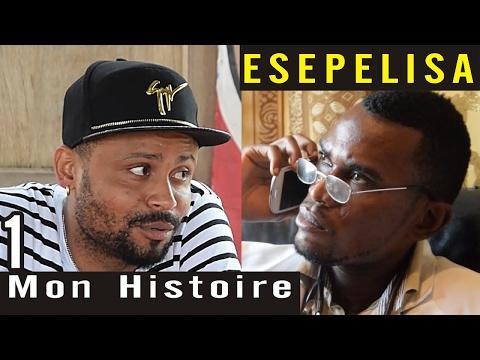 Mon Histoire VOL 1 - Nouveau Theatre Esepelisa  2017 - Doutshe Kapanga - Esepelisa - Feux d'Amour