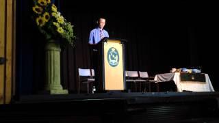 My Farewell Speech