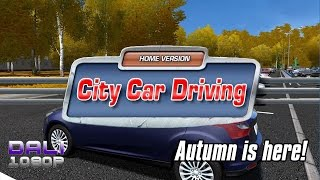 City Car Driving New Autumn Update v1.5.3 PC Gameplay