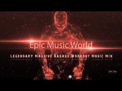 Legendary Massive Badass Workout Music Mix | Vol.2