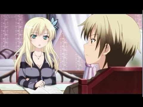 Boku Wa Tomodachi Ga Sukunai Next Episode 4 English Dub Youtube