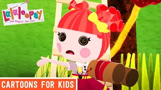 Ember And Dalmatian To The Rescue! | Lalaloopsy