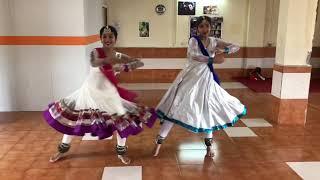 Mere Rashke Qamar | Kathak Fusion | Dance Choreography | Piyali Saha | Piyalizzzzeee Dance Academy