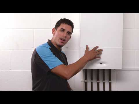 Energy efficiency - combi boiler