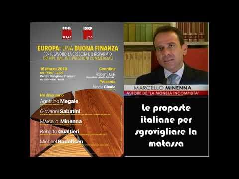 FISAC - Europa una buona finanza