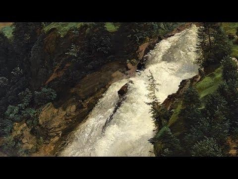 Waldmüller's Love for the Austrian Landscape