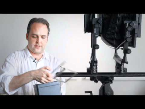 Photographing with Large Format Cameras