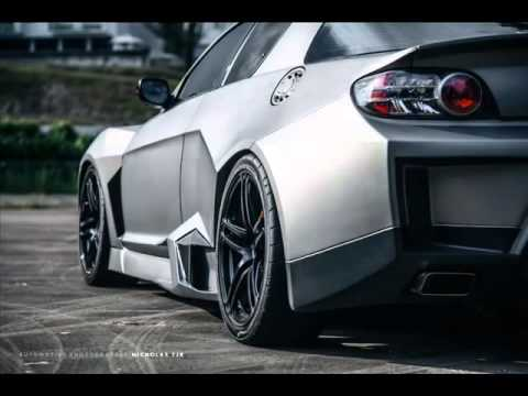 Mazda RX 8 Blacknight Edition By Shawnz Custom RX8 Singapore New Model Next  Gen Redesign 480p