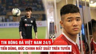 VN Sports 24/5 | Phim hành động xuất hiện tại V-league, Tiến Dũng, Đức Chinh mất suất trên tuyển