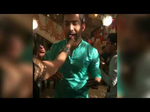Sahil Uppal Birthday Celebration With Sangeita Chauhan And Ankitta Sharma ! Ek Shringaar Swabhiman
