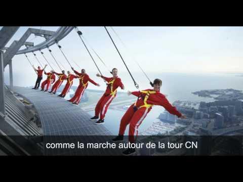 Franchophone Countries Tourism Video