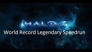 Halo 4 World Record Legendary Speedrun in 1:19:26 (Worlds First Sub 120)