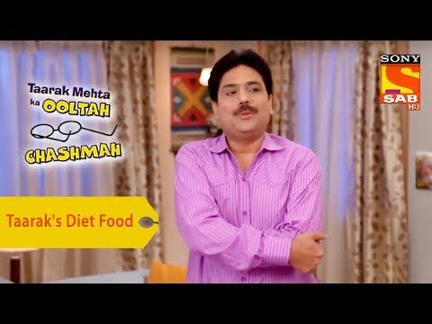 Your Favorite Character | Taarak Doesn't Want To Eat His Diet Food | Taarak Mehta Ka Ooltah Chashmah thumbnail