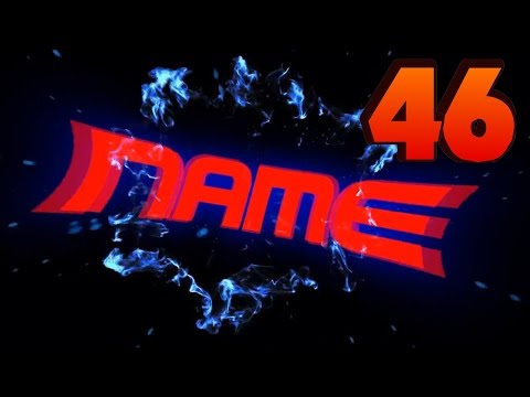 TOP 10 2D Intro Templates #46 Sony Vegas Pro + Free Download