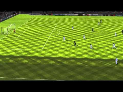 FIFA 14 Android - Ghana BlackStar VS Vélez Sarsfield