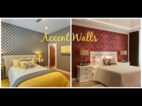 Bedroom Wallpaper Accent Walls | Home Decor Ideas