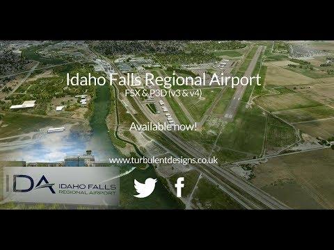 Idaho Regional Airport - Official Video