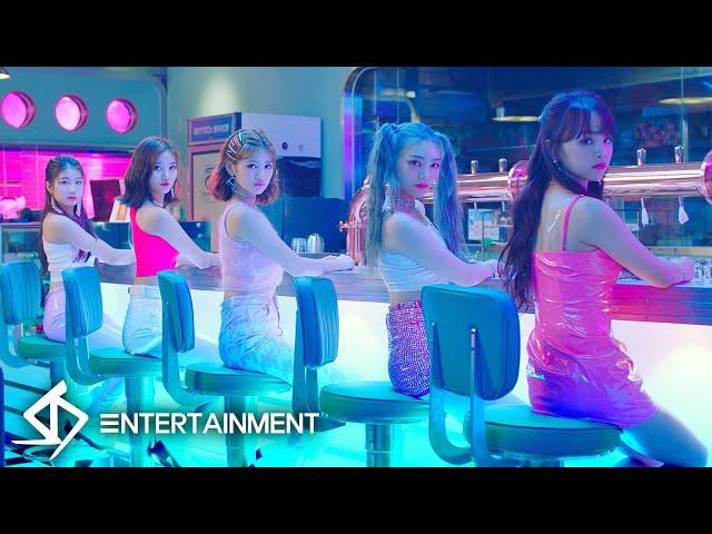 SATURDAY(세러데이) '뿅(BByong)' MV