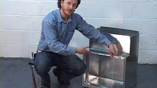 How to Assemble Starter Ductwork