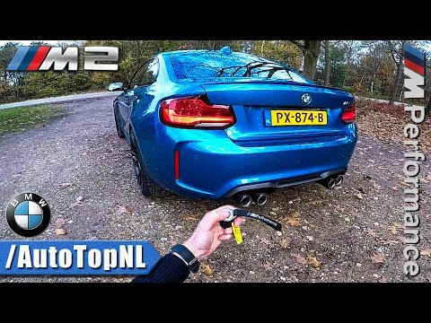2018 BMW M2 LCI REVIEW POV Test Drive By AutoTopNL