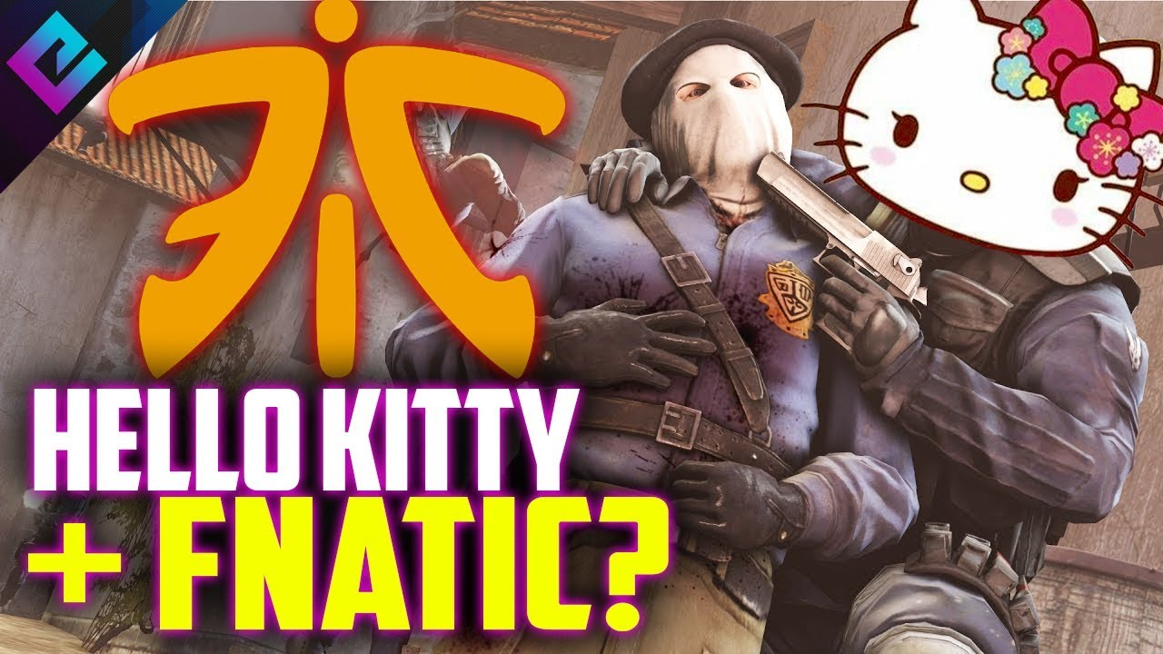 Fnatic Announces Cross Promotion With Hello Kitty