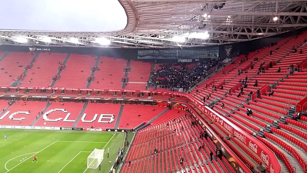 ee5f083da28f0 Ultras del Marsella en San Mames  Athletic-Marsella - YouTube