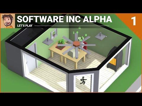 Let's Play Software Inc Alpha 7 – Part 1
