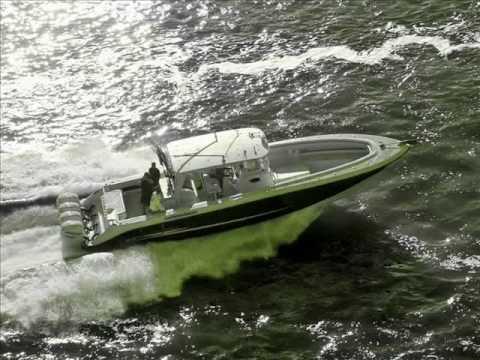 Usanautica.com - Hydra-Sports 4100 VSF .wmv