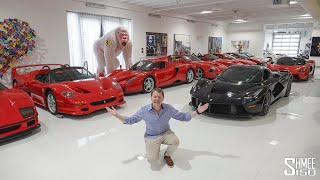 Miami's IKONICK Supercar Collection is EVEN CRAZIER THAN EVER!
