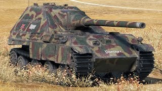 World of Tanks Jagdpanther II - 6 Kills 7,2K Damage