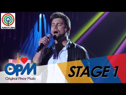 "I Love OPM: Ryan Gallagher - ""Kahit Isang Saglit"" By Martin Nievera"