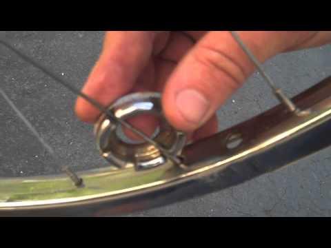 """Bike Repair - Schwinn Speedster Part 2 """"Wheel Restoration"""" BikemanforU Show Episode 19"""
