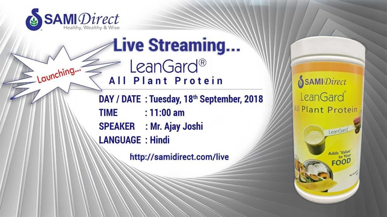 Leangard All Plant Protein Hindi Youtube