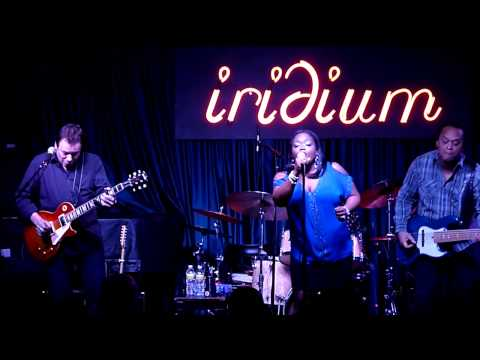 Shemekia Copeland - Sounds Like The Devil 1-18-13 Iridium, NYC