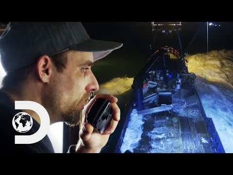 Navigating Treacherous Waters With A Boat Full Of Valuable Crab | Deadliest Catch