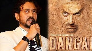 Irrfan Khan: I Earlier Chose Madaari Title As Dangal