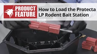 How to Load the Protecta LP Rodent Bait Station