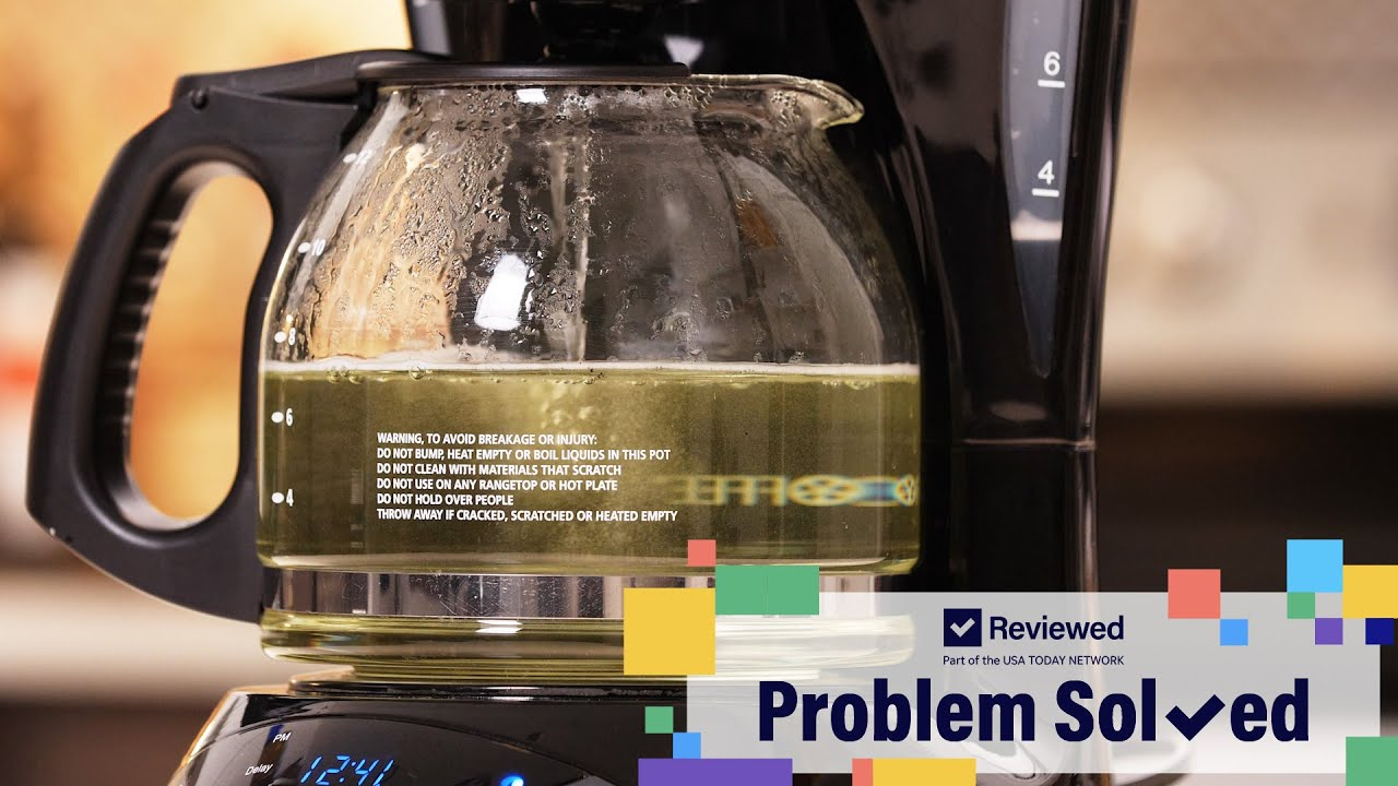 Clean Any Coffee Maker