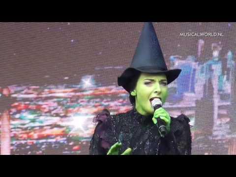 West End Live 2017 - Willemijn Verkaik sings Defying Gravity