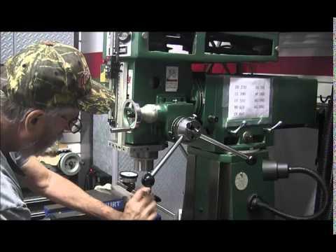 Preload Bearings on G3616 - YouTube