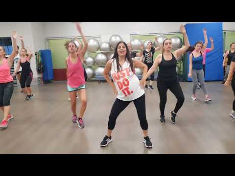Comme ci comme ca - zumba with racheli fischer