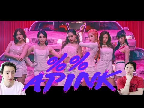 Apink - %% (Eung Eung) [Reaction]