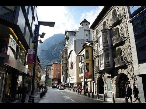 Andorra la Vella - Capital de Andorra