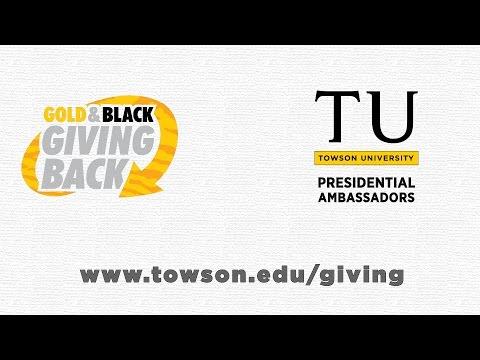 Student Philanthropy at Towson University