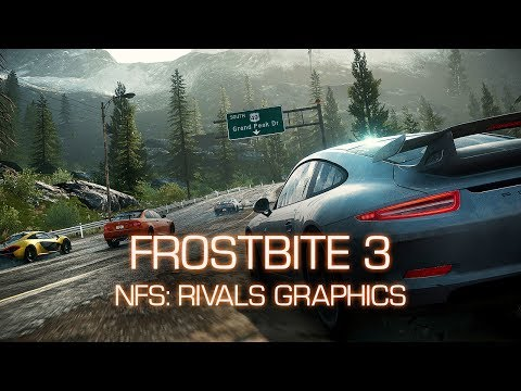 Frostbite 3 Showcase - Need for Speed Rivals