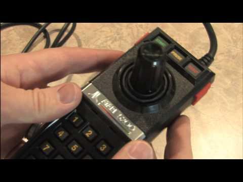 Classic Game Room - REFURBISHED ATARI 5200 CONTROLLER review