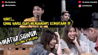 Tri Suaka - Matursuuwun - Gilang R. Wijaya (Cover)