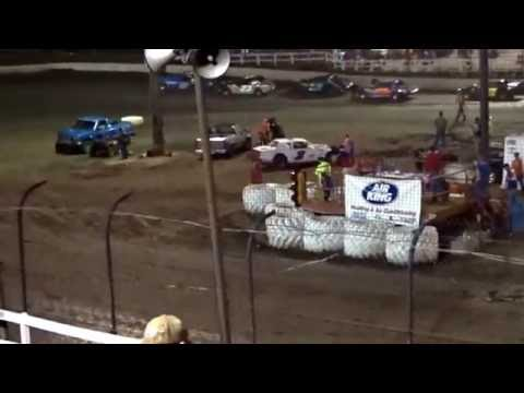 Macon Speedway John Osman Memorial 9 10 16 Part3